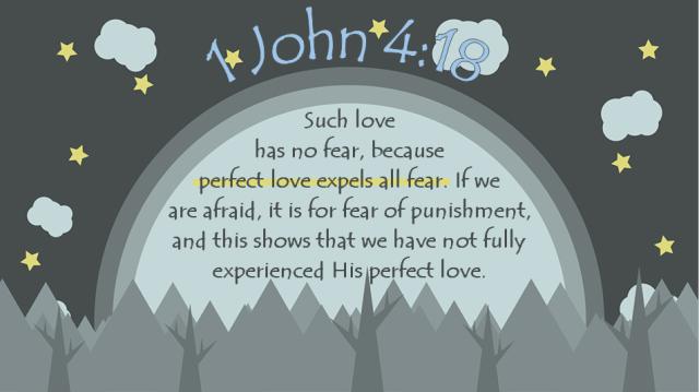 1 John 4 18