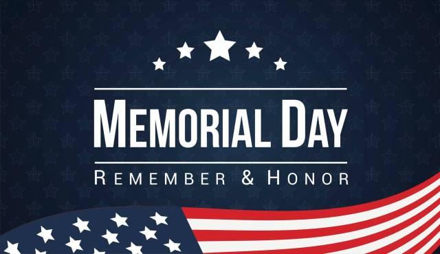 2020-05-25 Memorial Day