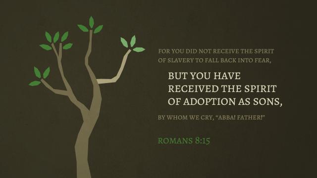 Romans 8 15